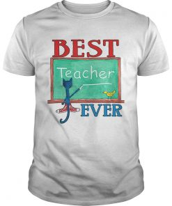 Cat Best Teacher Ever  Unisex