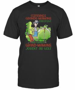 Certaines Grandes Mamans Tricotent Lex Vraies Grand Mamans T-Shirt Classic Men's T-shirt