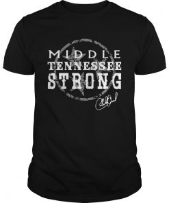 Charlie Daniels Middle Tennessee Strong  Unisex