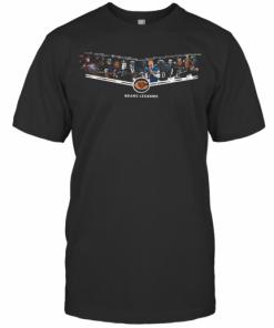 Chicago Bears Legends 6Id Luckman Doua Atkins Bulldog Turner Gale Sayers T-Shirt Classic Men's T-shirt