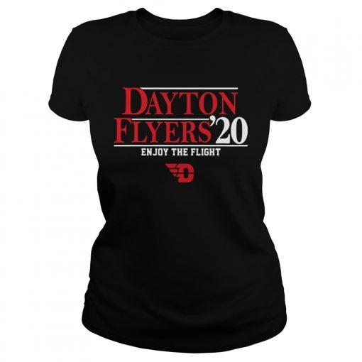 Dayton Flyers 2020 Enjoy The Flight  Classic Ladies