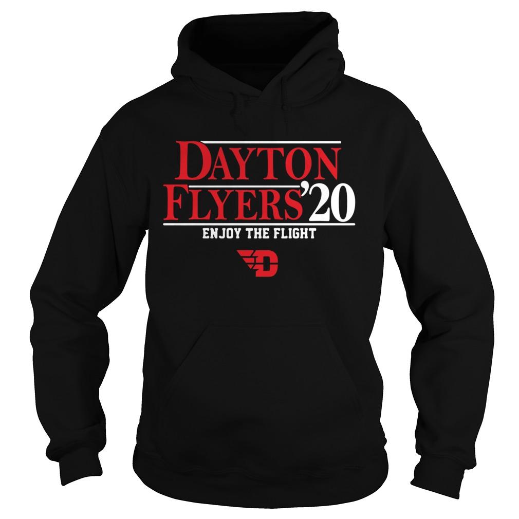 Dayton Flyers 2020 Enjoy The Flight Hoodie