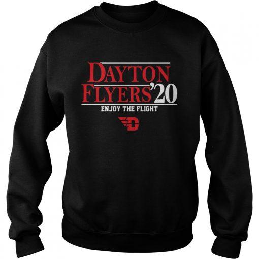 Dayton Flyers 2020 Enjoy The Flight  Sweatshirt