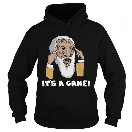 Dick Gregory Its A Game  Hoodie