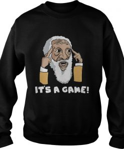 Dick Gregory Its A Game  Sweatshirt