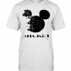 Disney Mickey Mouse Ink T-Shirt Classic Men's T-shirt