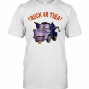 Disney Pixar Cars 2 Mater Vampire Halloween Graphic T-Shirt Classic Men's T-shirt
