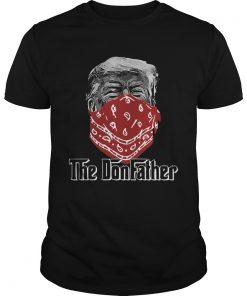 Donald Trump Mask The Donfather  Unisex