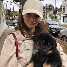 Emily Ratajkowski Serves a Much-Needed Uplifting Instagram Moment