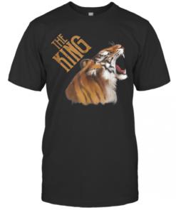 Fantastic Tiger Wild King Exotic Powerful Animal Vintage Art T-Shirt Classic Men's T-shirt