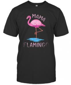 Flamingo Pet Mom T-Shirt Classic Men's T-shirt