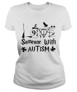 Harry Potter Someone With Autism  Classic Ladies