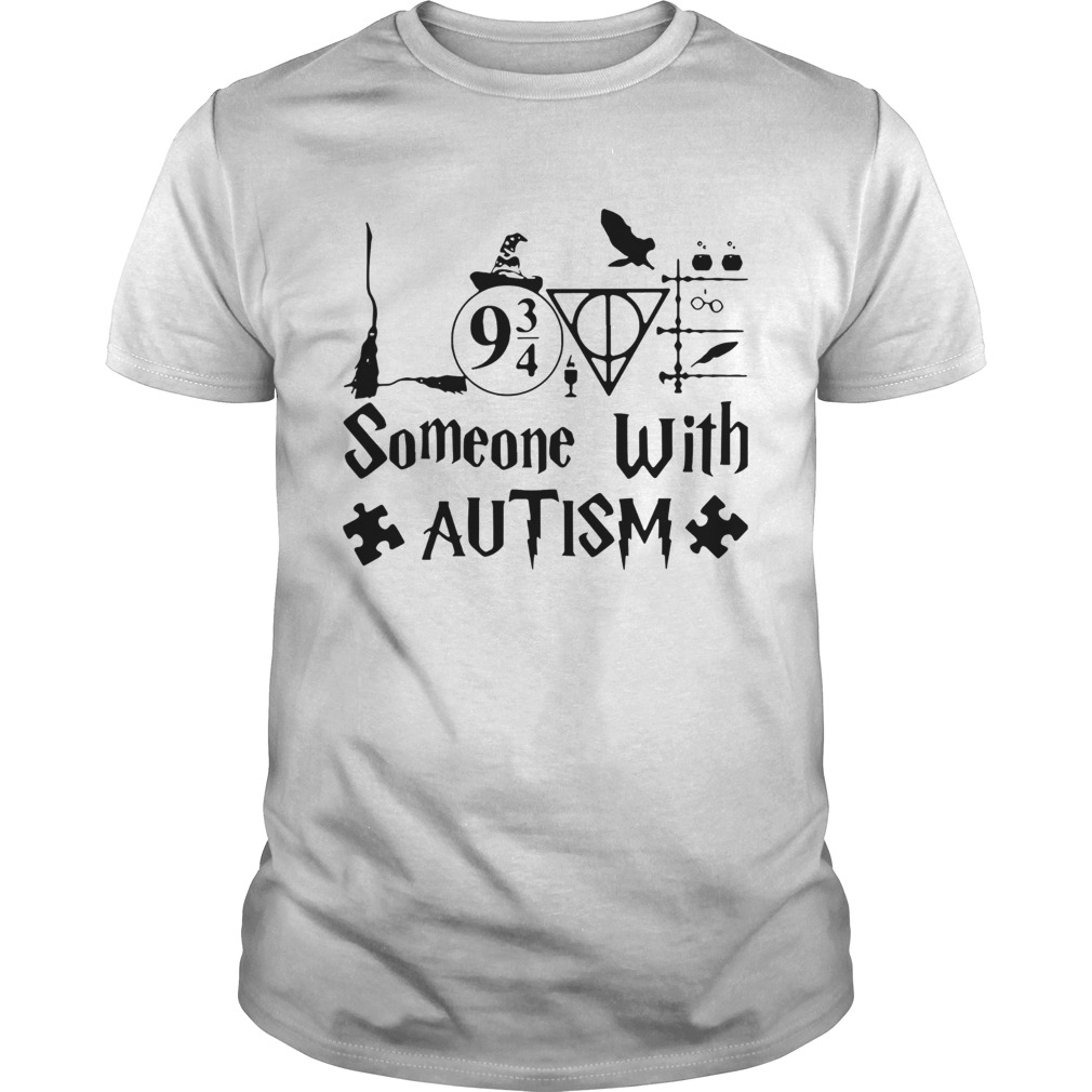 Harry Potter Someone With Autism Unisex
