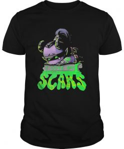 Illidan Stormrage chibi I love my scars  Unisex