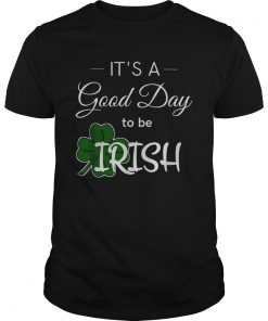 Its a good day to be Irish weis Unisex Jersey  Unisex
