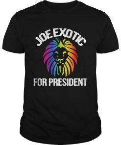 Joe Exotic for President  Unisex