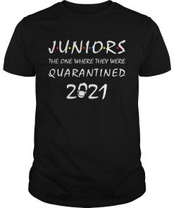 Junior the one where they were quarantined 2021  Unisex