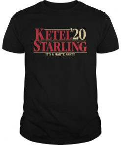 Ketel Starling Marte 2020 Its A Marte Party  Unisex