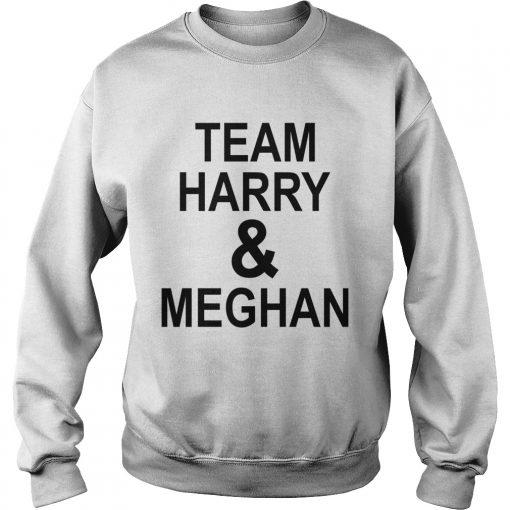 Kitson Team Harry And Meghan  Sweatshirt