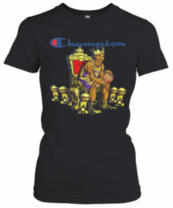 Kobe Bryant King Champion T-Shirt Classic Women's T-shirt