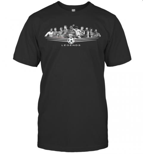 Legends Football Jeep Pele League 2020 Signature T-Shirt Classic Men's T-shirt