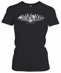 Legends Football Jeep Pele League 2020 Signature T-Shirt Classic Women's T-shirt
