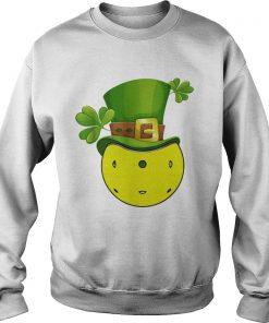 Leprechaun Pickleball St Patricks Day  Sweatshirt
