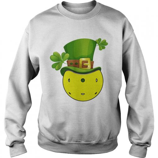 Leprechaun Pickleball St Patricks Day  Sweatshirt