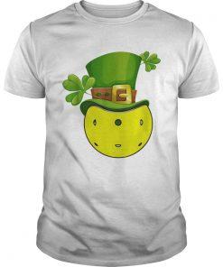 Leprechaun Pickleball St Patricks Day  Unisex