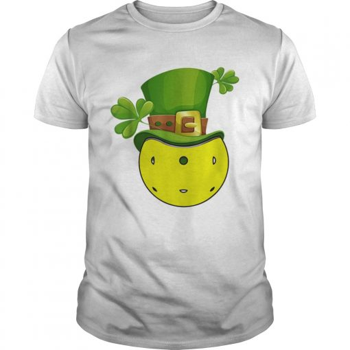 Leprechaun Pickleball St Patricks Day  Unisex