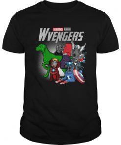 Marvel Weimaraner Wvengers Avengers Endgame  Unisex
