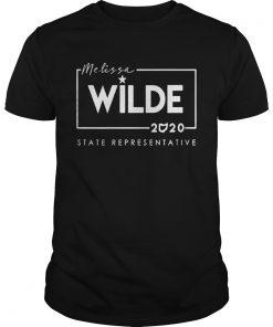 Melissa Wilde 2020 State Representative  Unisex