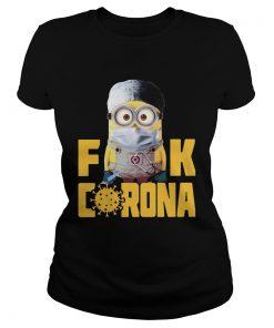Minion Fuck Corona  Classic Ladies