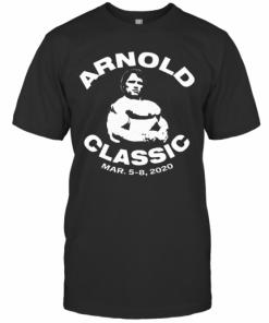 Nice Arnold Classic 2020 T-Shirt Classic Men's T-shirt