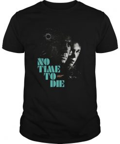 No Time To Die 007 Bond 25  Unisex