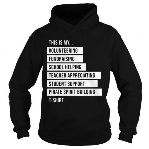 PTSA Volunteer 2020  Hoodie