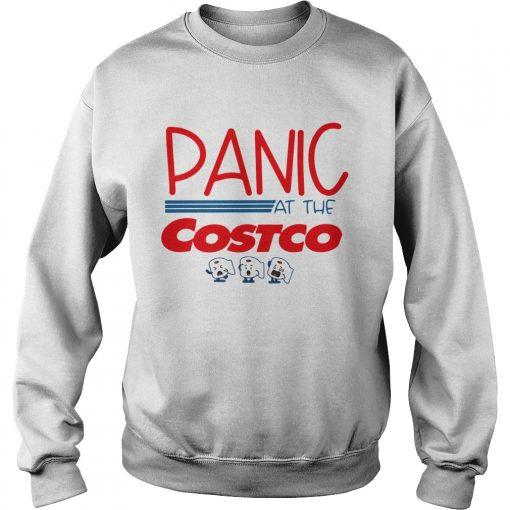 Panic At The Costco  Sweatshirt