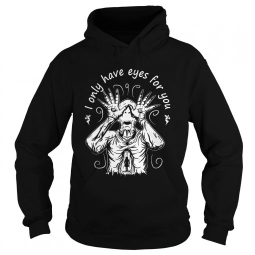 Pans Labyrinth I Only Have Eyes For You  Hoodie