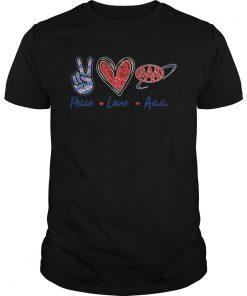 Peace Love Aaa  Unisex