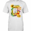 Pooh You Are My Sunshine Sheet Music T-Shirt Classic Men's T-shirt