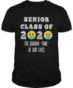 Quarantine Senior Class 2020 Graduation  Unisex