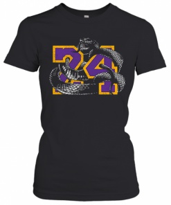 RIP 24 Kobe Bryant The Black Mamba Snake T-Shirt Classic Women's T-shirt