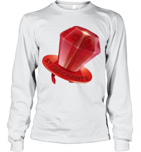 ST 20 Champs T-Shirt Long Sleeved T-shirt