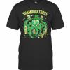 Shamrocktopus St Patricks Day Men Octopus Leprechaun Beer T-Shirt Classic Men's T-shirt