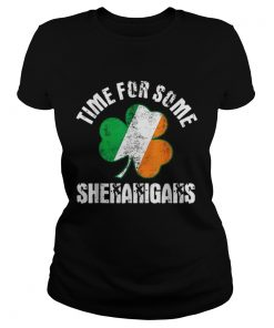 Shenanigans St Patricks Day Time For Some Shenanigans  Classic Ladies