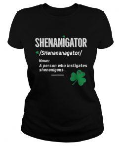 Shenanigator Saint Patricks  Classic Ladies