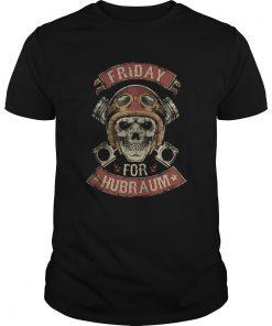 Skull Friday For Hubraum  Unisex