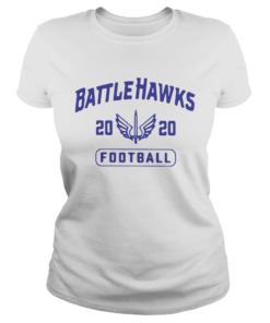 St Louis Battlehawks 2020 Football  Classic Ladies
