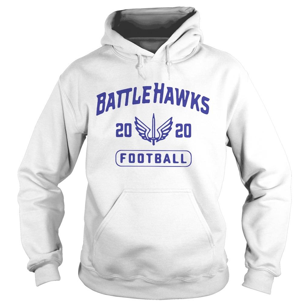 St Louis Battlehawks 2020 Football Hoodie