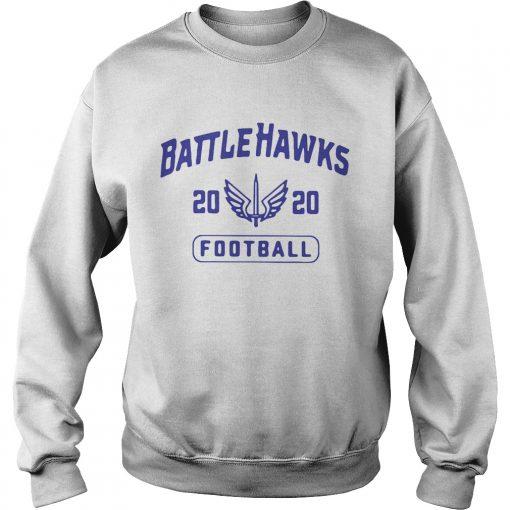 St Louis Battlehawks 2020 Football  Sweatshirt